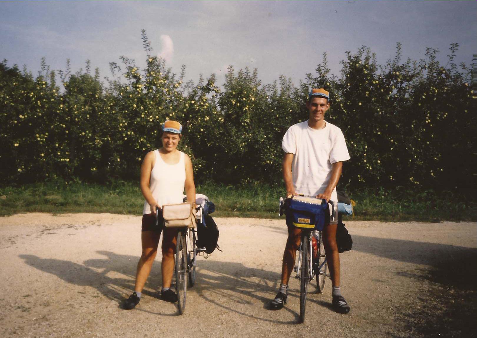 cyclo camping